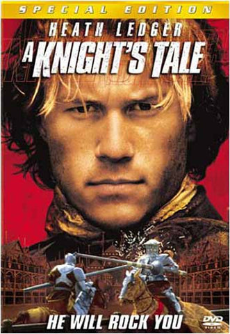 A Knight's Tale (Special Edition) DVD Movie