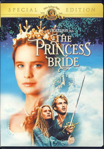 The Princess Bride (Special Edition) DVD Movie