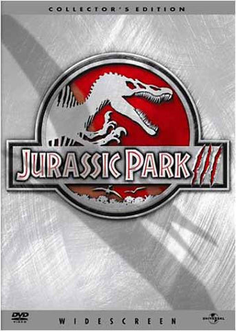 Jurassic Park 3 - (Widescreen Collector s Edition) (Bilingual) DVD Movie