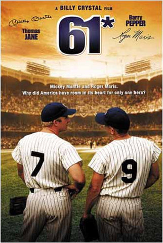 61* DVD Movie