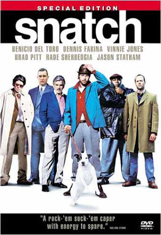 Snatch (Special Edition) DVD Movie
