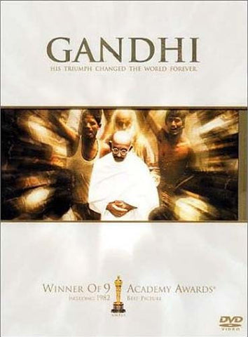 Gandhi DVD Movie