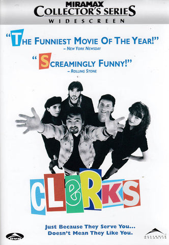 Clerks - Collector s Series (ALL) DVD Movie