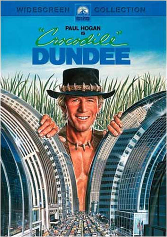 Crocodile Dundee DVD Movie