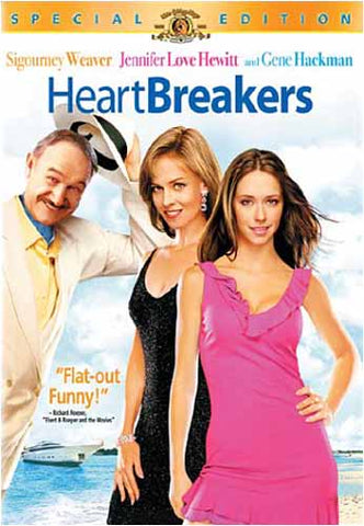 Heartbreakers (Special Edition) (MGM) (Bilingual) DVD Movie