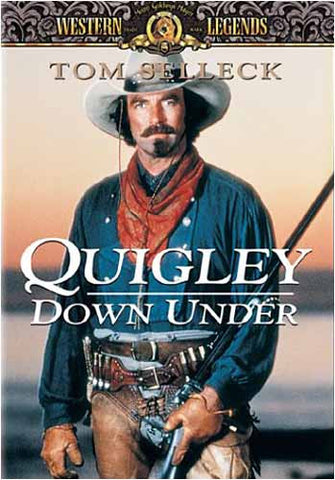 Quigley Down Under (Bilingual) DVD Movie
