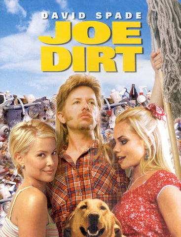 Joe Dirt DVD Movie