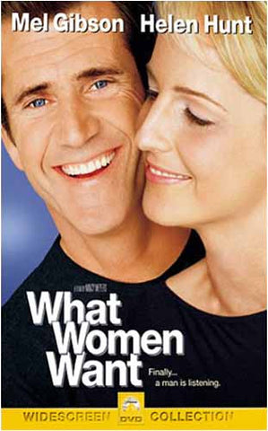 What Women Want DVD Movie