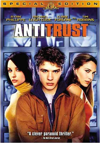 Antitrust (Special Edition) DVD Movie