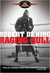 Raging Bull (White Cover) (Bilingual)