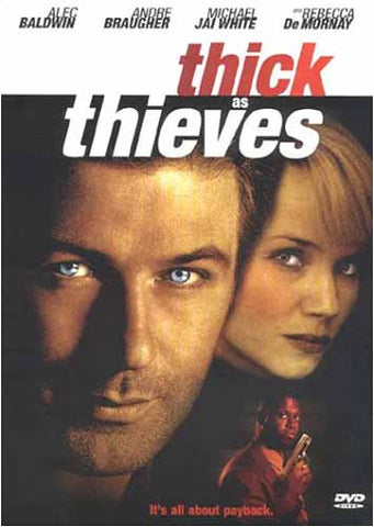 Thick As Thieves DVD Movie