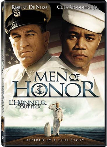 Men of Honor (L Honneur A Tout Prix)(bilingual) DVD Movie