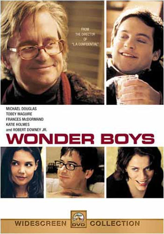 Wonder Boys (Widescreen) DVD Movie
