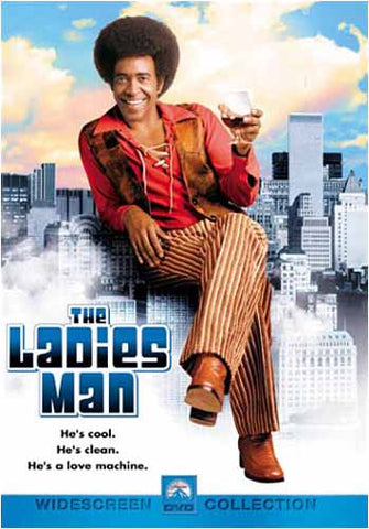 The Ladies Man DVD Movie