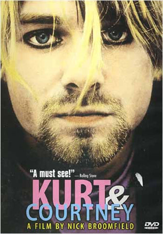 Kurt And Courtney DVD Movie