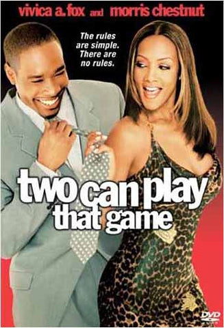 Two Can Play That Game DVD Movie