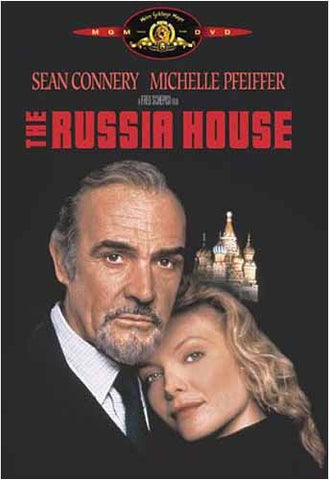 The Russia House (MGM) (Bilingual) DVD Movie