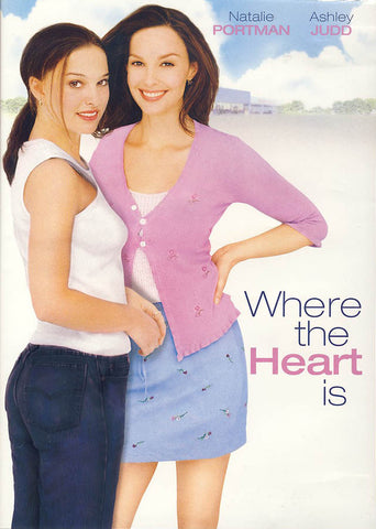 Where the Heart Is DVD Movie