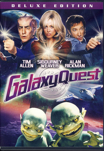 Galaxy Quest (Deluxe Edition) DVD Movie
