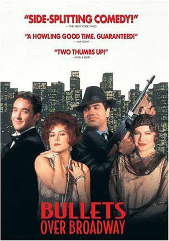 Bullets over Broadway DVD Movie
