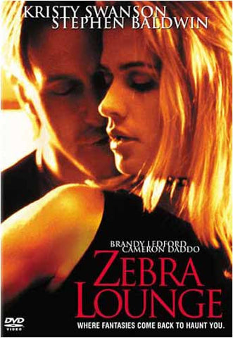 Zebra Lounge (Bilingual) DVD Movie