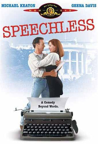 Speechless (MGM) (Bilingual) DVD Movie