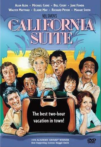 California Suite DVD Movie