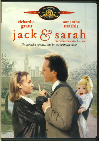Jack and Sarah (MGM) (Bilingual) DVD Movie