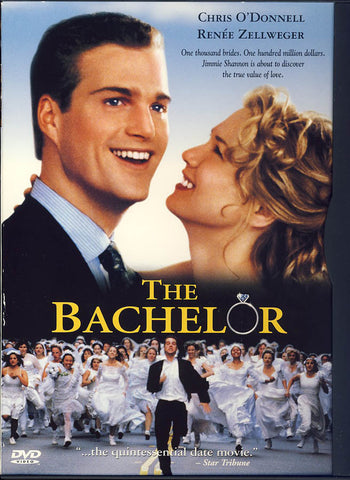 The Bachelor (Snapcase) DVD Movie
