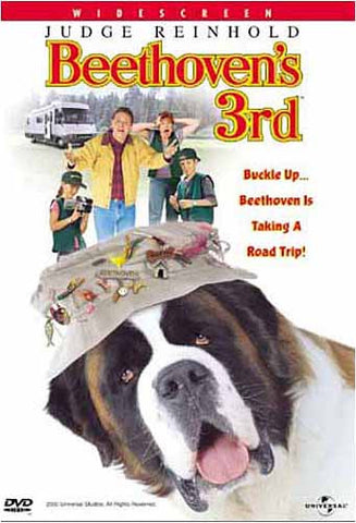 Beethoven's 3rd (Widescreen) DVD Movie