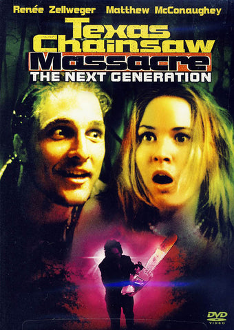 Texas Chainsaw Massacre - The Next Generation (Matthew McConaughey) DVD Movie