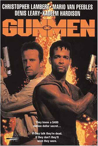 Gunmen DVD Movie
