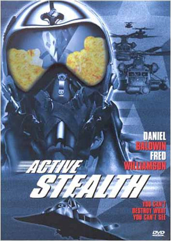 Active Stealth DVD Movie