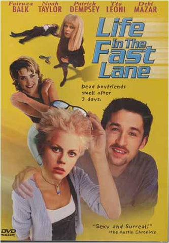 Life in the Fast Lane DVD Movie