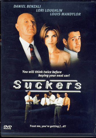 Suckers DVD Movie
