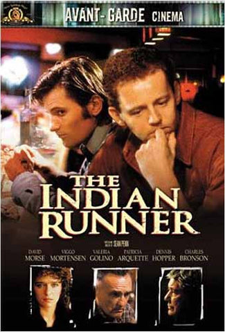 The Indian Runner (MGM) (Bilingual) DVD Movie