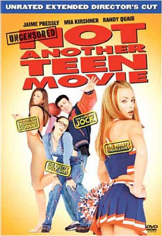 Not Another Teen Movie (Unrated Extended Director's Cut) DVD Movie