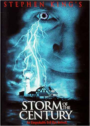 Storm Of The Century DVD Movie