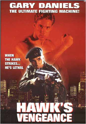 Hawk's Vengeance DVD Movie