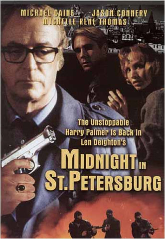 Midnight In St.Petersburg DVD Movie