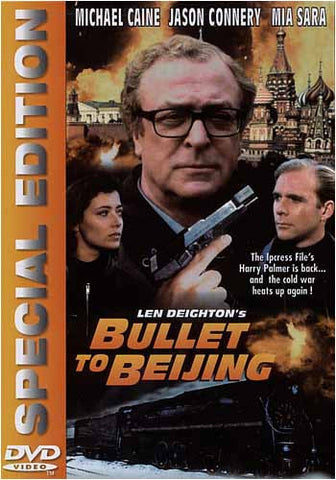 Bullet to Beijing DVD Movie
