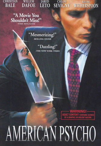 American Psycho DVD Movie