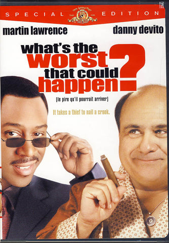 What s The Worst That Could Happen (Bilingual) (Special Edition)(MGM) DVD Movie