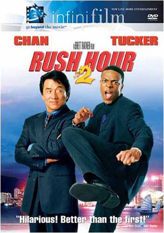 Rush Hour 2 DVD Movie