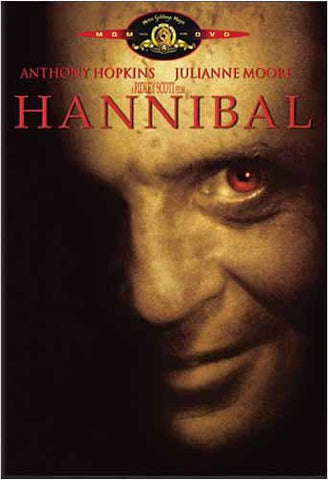 Hannibal (Fullscreen) DVD Movie