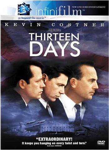 Thirteen Days DVD Movie