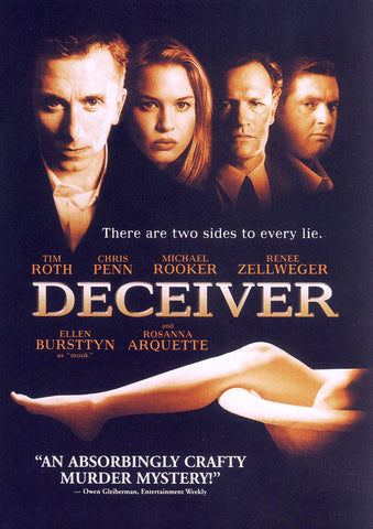 Deceiver DVD Movie