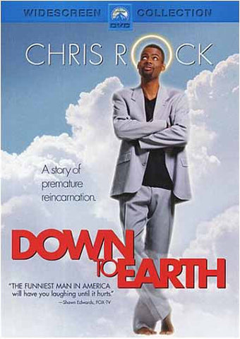 Down to Earth (Widscreen Collection) DVD Movie