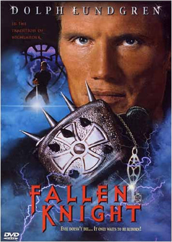 Fallen Knight (Dolph Lundgren) DVD Movie