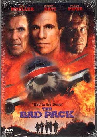 The Bad Pack DVD Movie